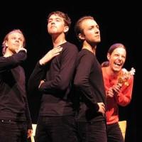 Ridders winnen Amsterdams Studenten Festival